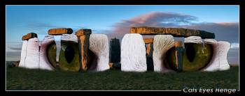Cats Eye Henge