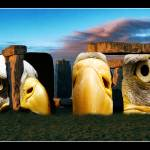 """Eagle Henge"" by RaysImages"