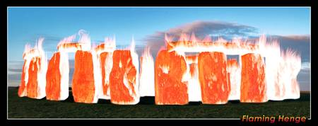 Flaming Henge