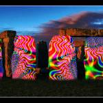 """Psychedelic Henge"" by RaysImages"