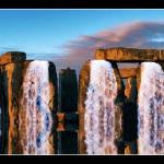 """""""Waterfall Henge"""" by RaysImages"""