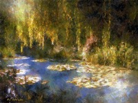 Monet after Midnight