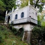 """Ermitage Saint Cenere, Saulges, Mayenne"" by Heners"