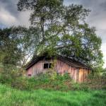 """Dilapidated HDR Barn2"" by baileysampson"