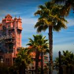 """Tower of Terror on a perfect day"" by ahansendesign"