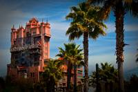Tower of Terror on a perfect day
