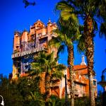 """Hollywood Tower Hotel"" by ahansendesign"
