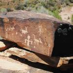 """""""Prehistoric Petroglyphs"""" by artman-1"""