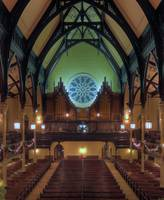 United Methodist Church Sanctuary