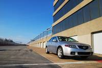 Acura TSX on Circuit Gilles Villeneuve
