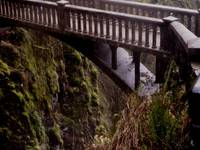 Multnomah Falls Upper Bridge