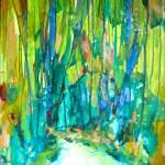 """""""Rainforest Dance"""" by KSHPaints"""