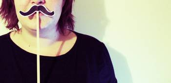 365 Day 15 - Madam, is that a Moustache ?