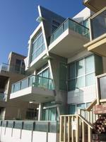 Beach house on Manhattan Beach, California