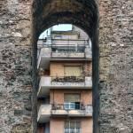 """Roma, via Casilina. Antico e moderno"" by paolomargari"