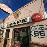 """Route 66 Holbrook, Arizona"" by mojorider2"