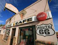 Route 66 Holbrook, Arizona