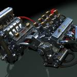 """2 classic small block engines"" by vizualtech"