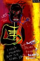 week 26:  For Basquiat (Just Outside My iPhone)
