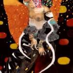 """Week 36:  For Gustav Klimt (Judith II Revisited)"" by MROBART"