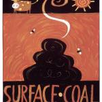 """Surface Coal"" by AnnHuey"