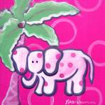 """Ellie the Elephant"" by KAbrahamson"