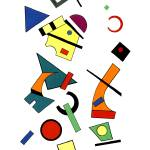 """Clown"" by AbstractArt"