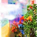 """SouthWest_GardenLights"" by SuzanneSilkCollection"