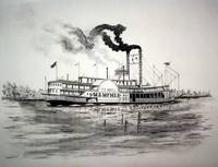 Riverboat BELLE OF MEMPHIS