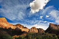 Watchman Skys - Zion National Park