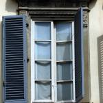 """Blue shutters"" by artbyts"
