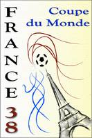 FRANCE 1938 WORLDCUP