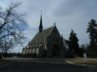 Little Ivy Chapel at Fairmount Cemetery