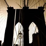 """Brooklyn Bridge Night"" by jamm2323"