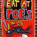 """Eat at Poe"