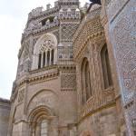 """La Seo Cathedral, detail 1- Zaragoza Spain"" by woodlarkny"