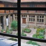 """""""Impression: Courtyard"""" by woodlarkny"""