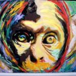 """Monkey"" by CostinCraioveanu"