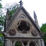 """Abelard & Heloise Sleep Here"" by woodlarkny"