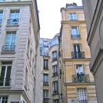 """Looking Up in Paris"" by woodlarkny"