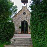 """Chapel, La Paraclete, France"" by woodlarkny"