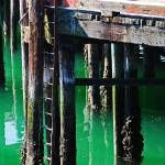 """014 BHM POST AND PIER"" by KEITHMOUL"
