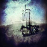 Ghost Pirate Ship of the Lost Sea