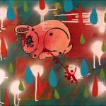 """""""Dead Bunny"""" by saracella"""