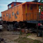 """""""Misplaced Caboose"""" by trowe"""