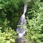 """Coastal Waterfall"" by Spoiler"