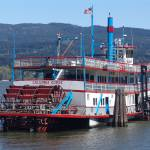 """Columbia River Ferry"" by Spoiler"