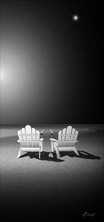 Venus Night Beach Chairs