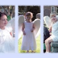 Angelic Triptych Art Prints & Posters by Corey Hosfeld