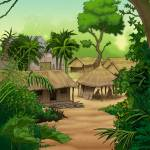 """African village"" by olusola"